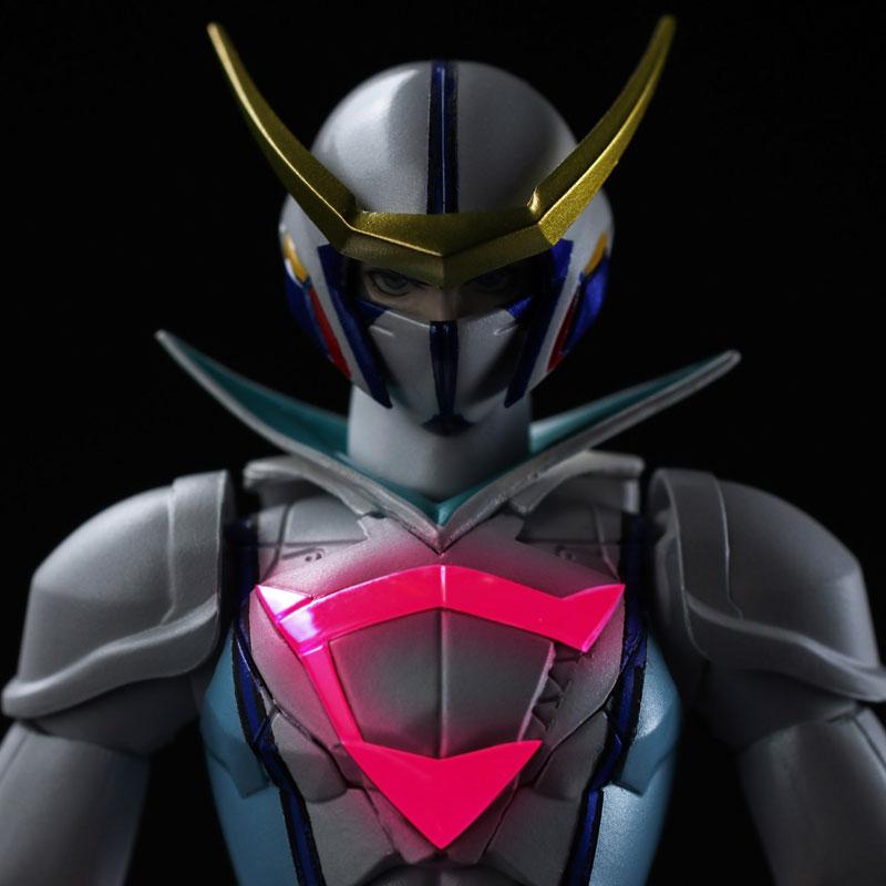 タツノコヒーローズ ファイティングギア Infini-T Force キャシャーン ファイティングギア ver. アクションフィギュア-006