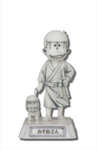 おそ松さん 彫像松 トレーディングフィギュア 6個入りBOX-001