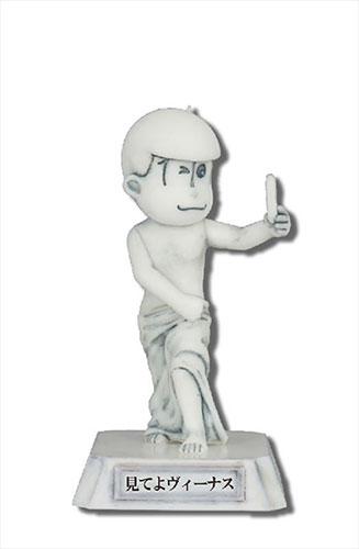 おそ松さん 彫像松 トレーディングフィギュア 6個入りBOX-006