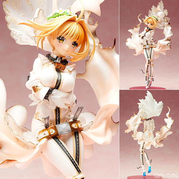 Fate/EXTRA CCC セイバー・ブライド 1/8 完成品フィギュア