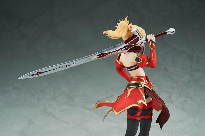 Fate/Grand Order セイバー/モードレッド 1/7 完成品フィギュア-005