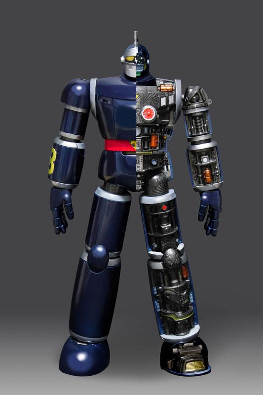 スーパー メタル・アクション 太陽の使者 鉄人28号-001