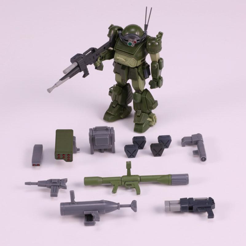 アクティックギア 装甲騎兵ボトムズ AG-V20 AT ChroniclesIII 荒野の決戦-006