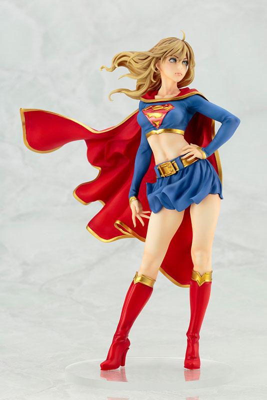 DC COMICS美少女 DC UNIVERSE スーパーガール リターンズ 1/7 完成品フィギュア-001