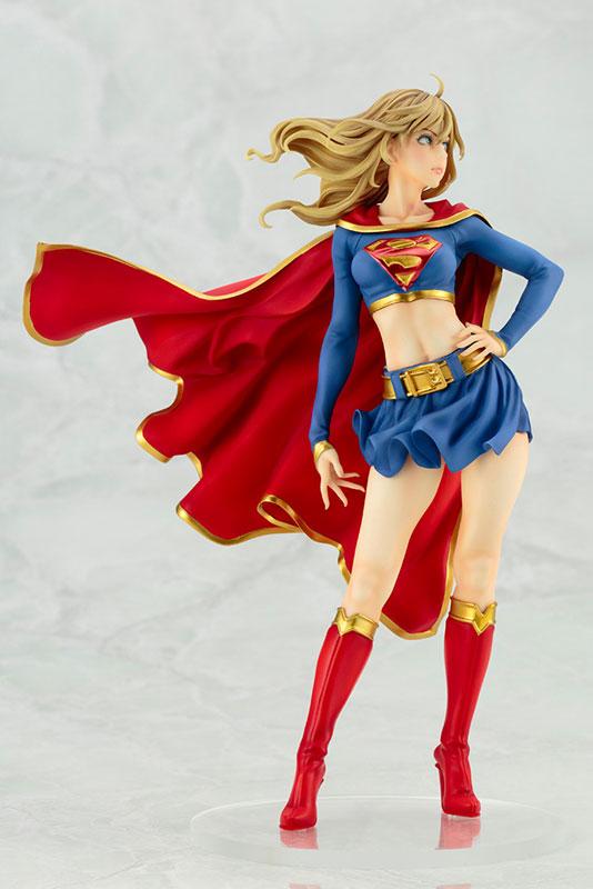 DC COMICS美少女 DC UNIVERSE スーパーガール リターンズ 1/7 完成品フィギュア-002