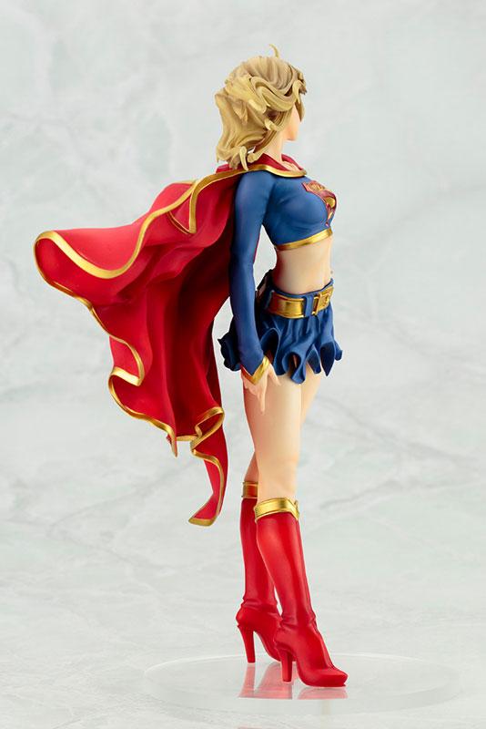 DC COMICS美少女 DC UNIVERSE スーパーガール リターンズ 1/7 完成品フィギュア-003