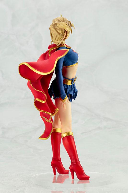 DC COMICS美少女 DC UNIVERSE スーパーガール リターンズ 1/7 完成品フィギュア-004