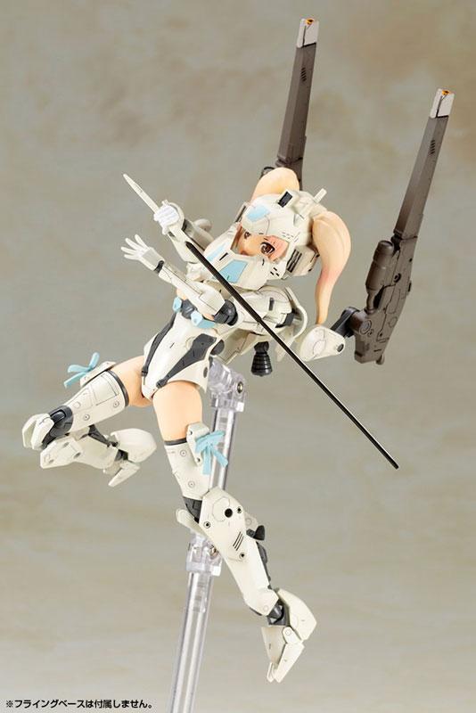 フレームアームズ・ガール 白虎 プラモデル-009