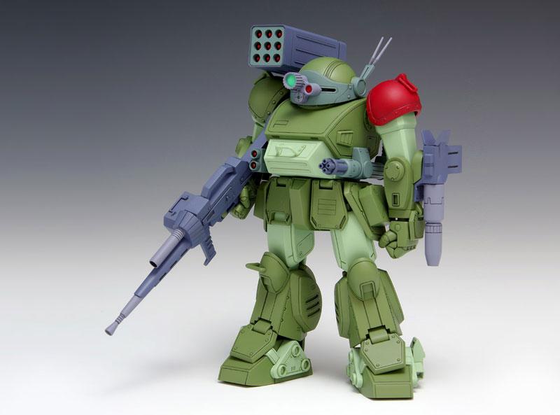 装甲騎兵ボトムズ 1/35 スコープドッグ レッドショルダーカスタム [PS版] プラモデル-001