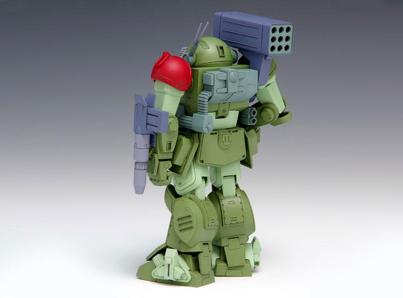 装甲騎兵ボトムズ 1/35 スコープドッグ レッドショルダーカスタム [PS版] プラモデル-002