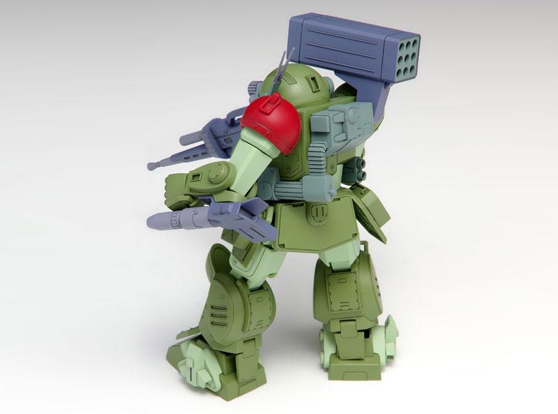 装甲騎兵ボトムズ 1/35 スコープドッグ レッドショルダーカスタム [PS版] プラモデル-004