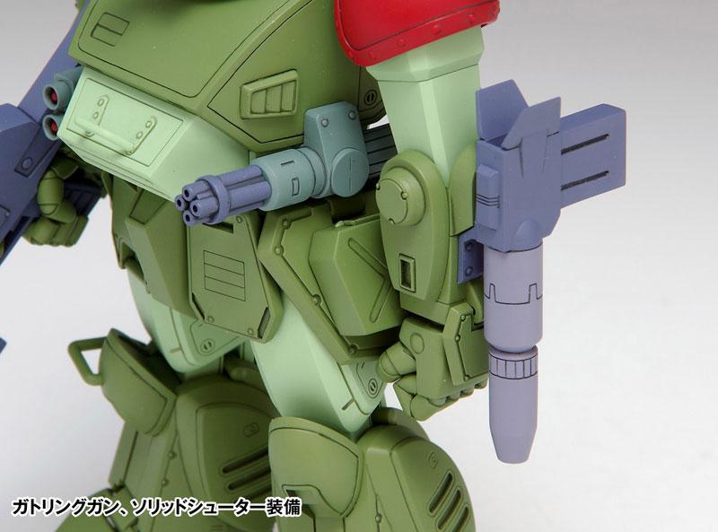 装甲騎兵ボトムズ 1/35 スコープドッグ レッドショルダーカスタム [PS版] プラモデル-006