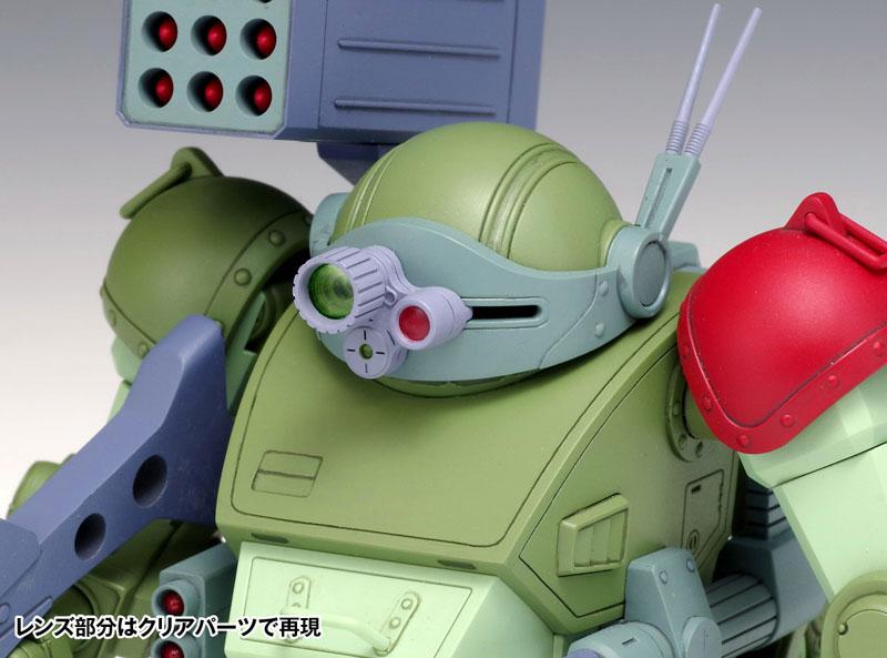 装甲騎兵ボトムズ 1/35 スコープドッグ レッドショルダーカスタム [PS版] プラモデル-008