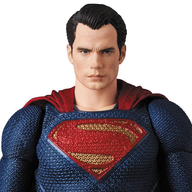 マフェックス No.57 MAFEX SUPERMAN 『JUSTICE LEAGUE』-004