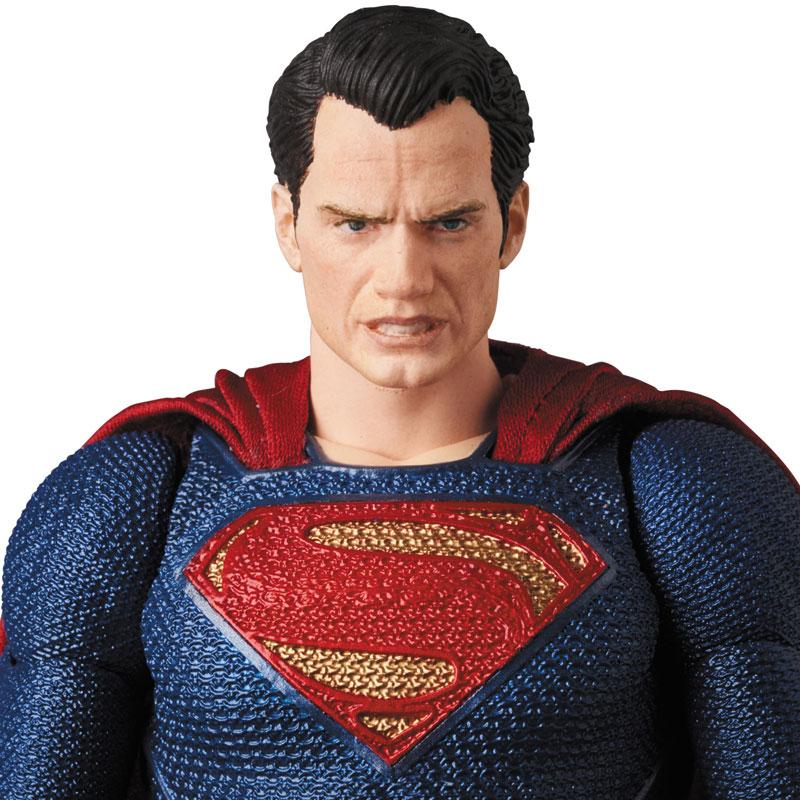 マフェックス No.57 MAFEX SUPERMAN 『JUSTICE LEAGUE』-006