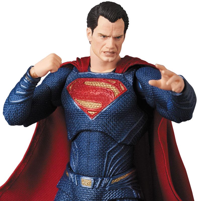 マフェックス No.57 MAFEX SUPERMAN 『JUSTICE LEAGUE』-008