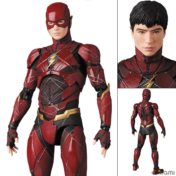 マフェックス No.58 MAFEX FLASH 『JUSTICE LEAGUE』