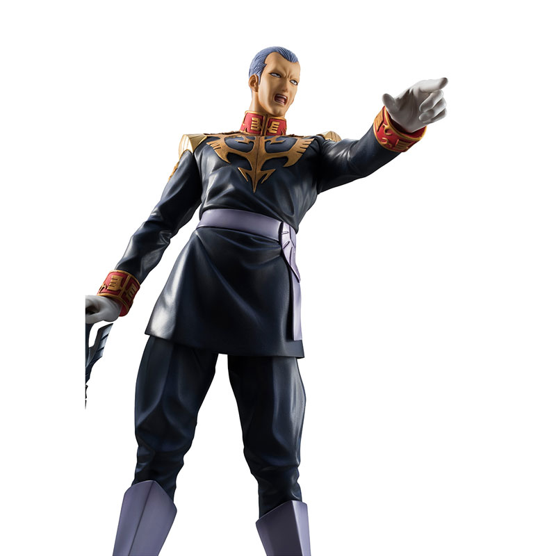 GGG(ガンダム・ガイズ・ジェネレーション) 機動戦士ガンダム ギレン・ザビ 1/8 完成品フィギュア-008
