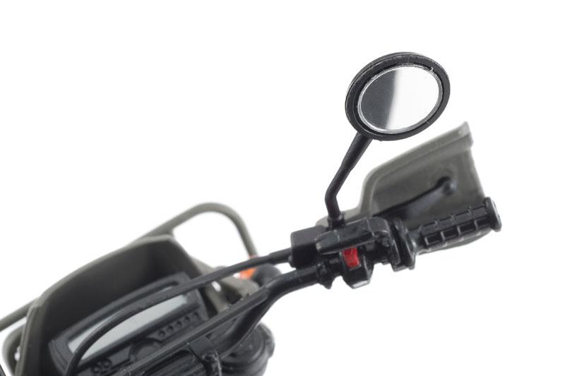 リトルアーモリー〈LM002〉陸上自衛隊偵察オートバイ DX版-008