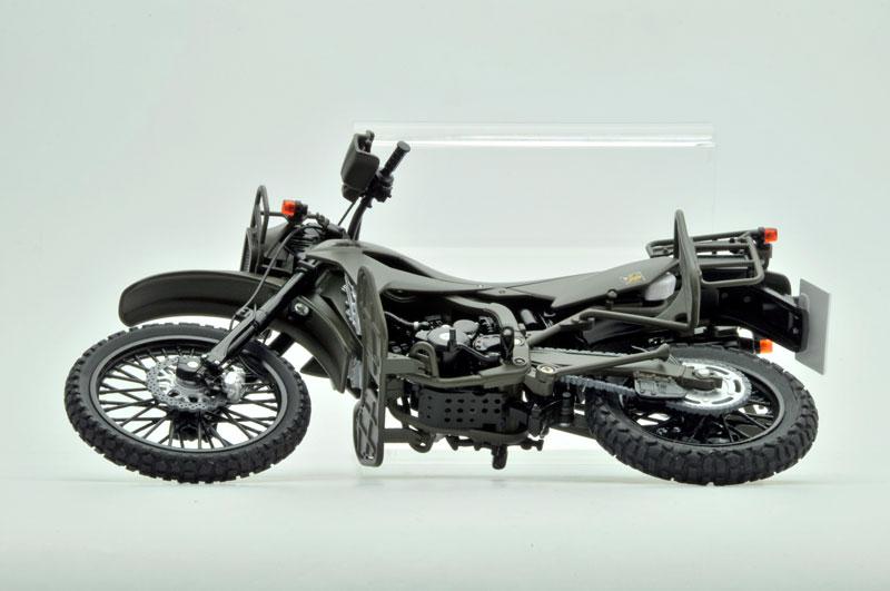 リトルアーモリー〈LM002〉陸上自衛隊偵察オートバイ DX版-012