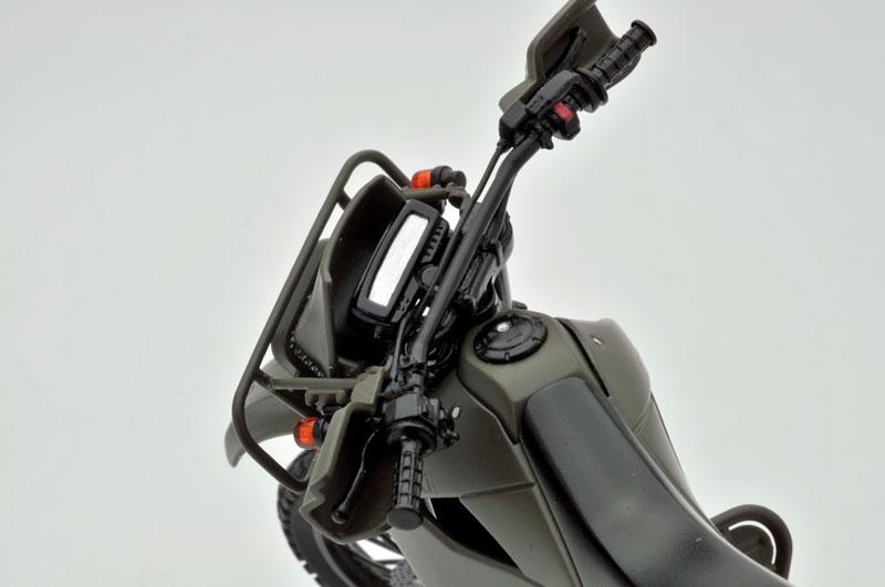リトルアーモリー〈LM002〉陸上自衛隊偵察オートバイ DX版-017