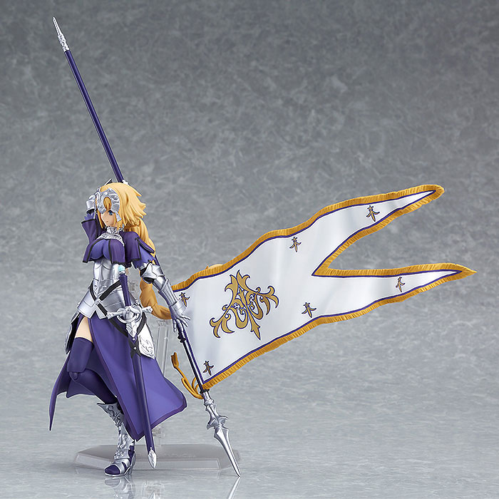 figma Fate/Grand Order ルーラー/ジャンヌ・ダルク-002