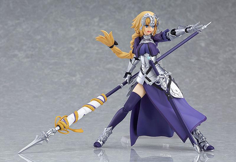 figma Fate/Grand Order ルーラー/ジャンヌ・ダルク-004