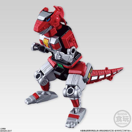 【食玩】スーパーミニプラ 進化合体 恐竜戦隊ジュウレンジャー 大獣神 5個入りBOX-001