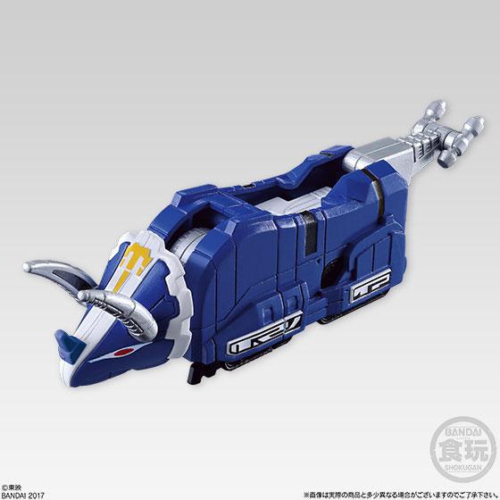 【食玩】スーパーミニプラ 進化合体 恐竜戦隊ジュウレンジャー 大獣神 5個入りBOX-003