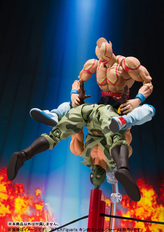 S.H.フィギュアーツ キン肉マン スーパー・フェニックス-006