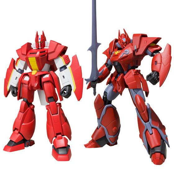 【食玩】スーパーミニプラ 機甲界ガリアン 2個入りBOX