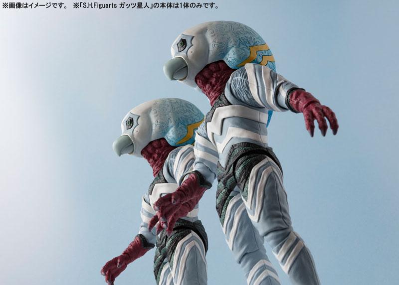 S.H.フィギュアーツ ガッツ星人-008