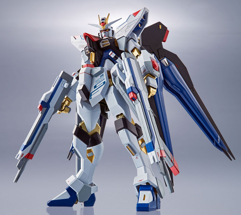 METAL ROBOT魂<SIDE MS> ストライクフリーダムガンダム-001