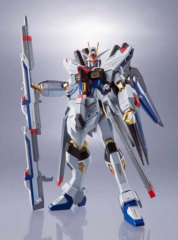METAL ROBOT魂<SIDE MS> ストライクフリーダムガンダム-002