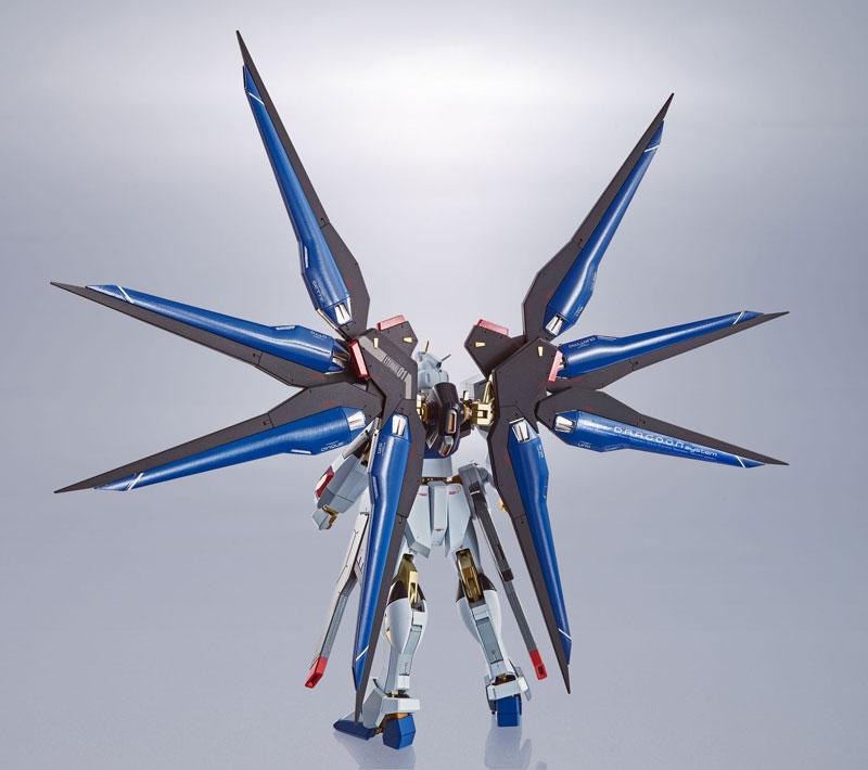 METAL ROBOT魂<SIDE MS> ストライクフリーダムガンダム-003