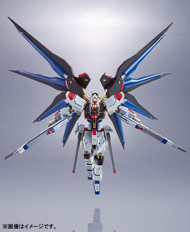 METAL ROBOT魂<SIDE MS> ストライクフリーダムガンダム-004