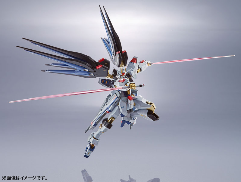 METAL ROBOT魂<SIDE MS> ストライクフリーダムガンダム-006