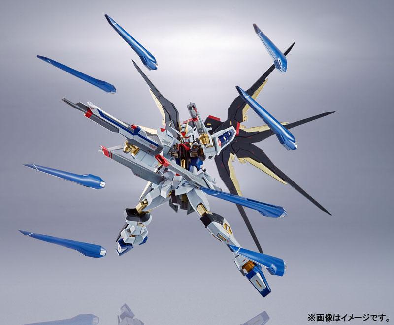 METAL ROBOT魂<SIDE MS> ストライクフリーダムガンダム-008