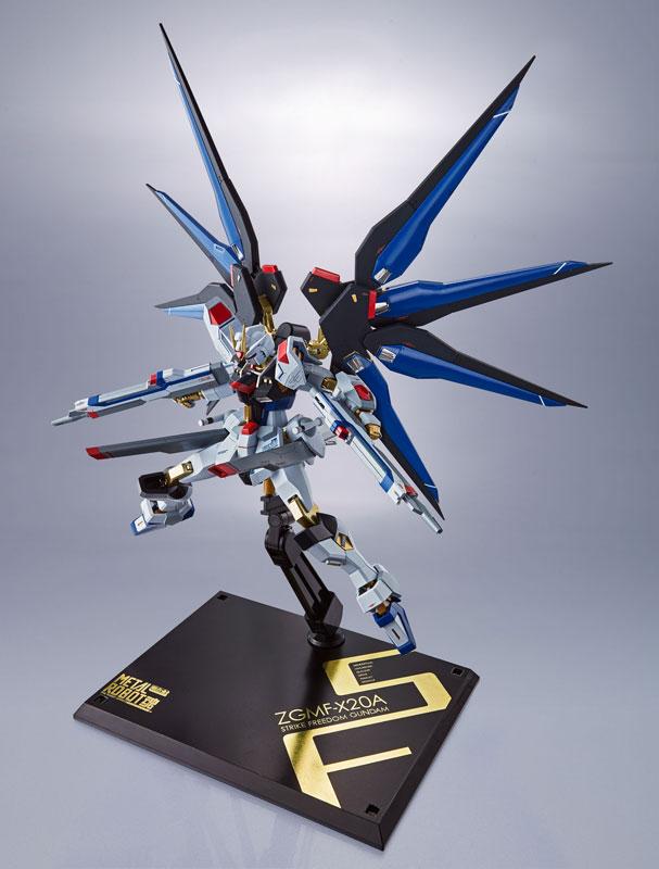 METAL ROBOT魂<SIDE MS> ストライクフリーダムガンダム-011