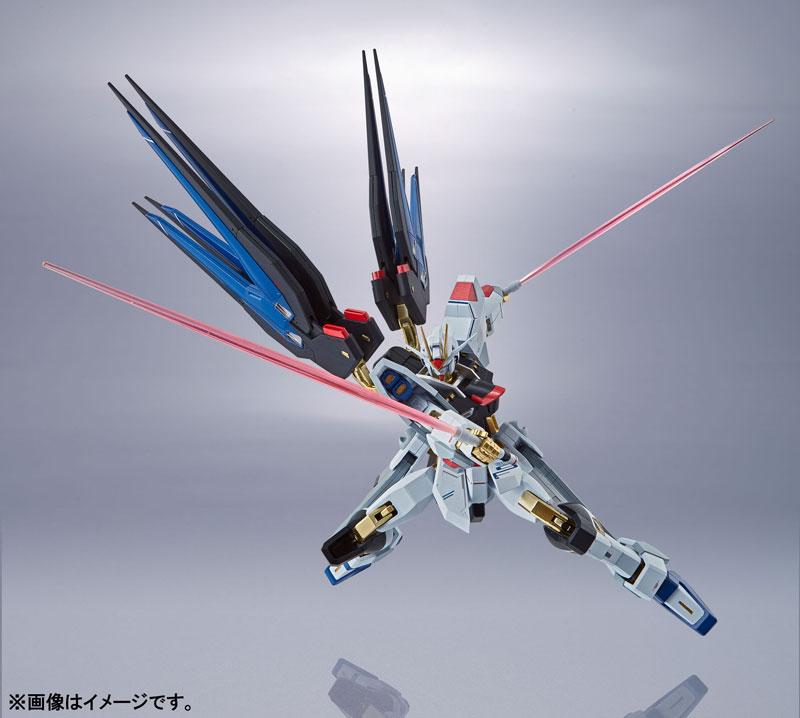 METAL ROBOT魂<SIDE MS> ストライクフリーダムガンダム-014