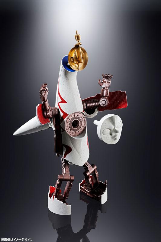 超合金 太陽の塔のロボ Jr.-009