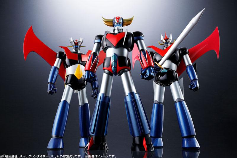 超合金魂 GX-76 グレンダイザーD.C.-011