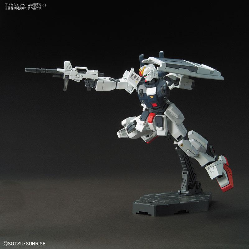 """HGUC 1/144 ブルーディスティニー3号機""""EXAM""""  プラモデル-002"""