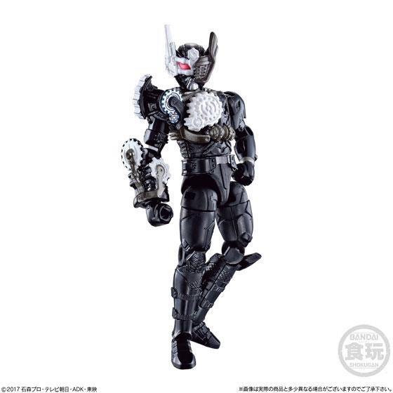 【食玩】創動 仮面ライダービルド BUILD7 セット-008