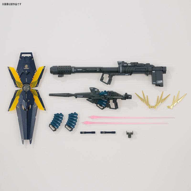MG 1/100 ユニコーンガンダム2号機 バンシィ Ver.Ka プラモデル-008