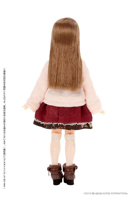 ピコえっくす☆きゅーと ロマンティックガーリィIV / ちいか 1/12 完成品ドール-003