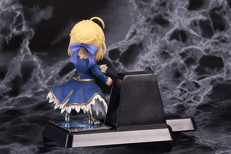 スマホスタンド美少女キャラクターコレクション No.17 Fate/Grand Order セイバー/アルトリア ペンドラゴン-003