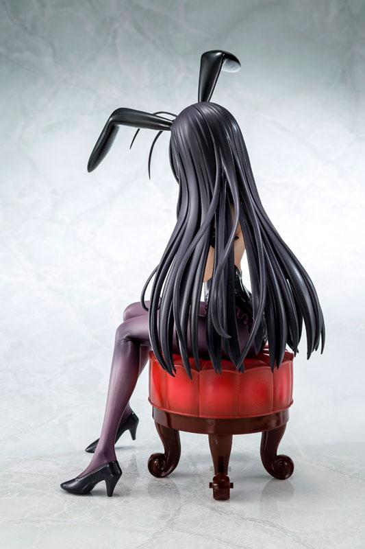 アクセル・ワールド 黒雪姫 バニーVer. 1/7 完成品フィギュア-003