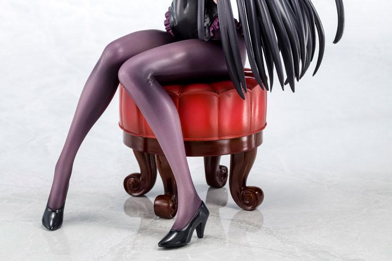 アクセル・ワールド 黒雪姫 バニーVer. 1/7 完成品フィギュア-011