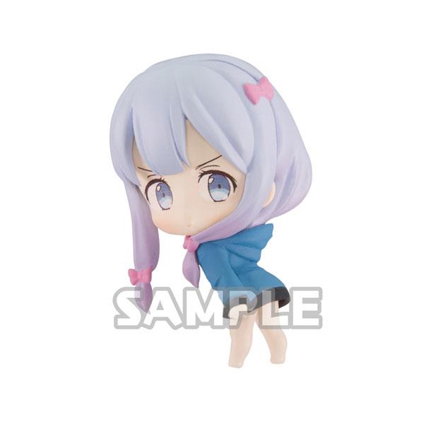 エロマンガ先生 紗霧がいっぱいコレクションフィギュア 6個入りBOX-001